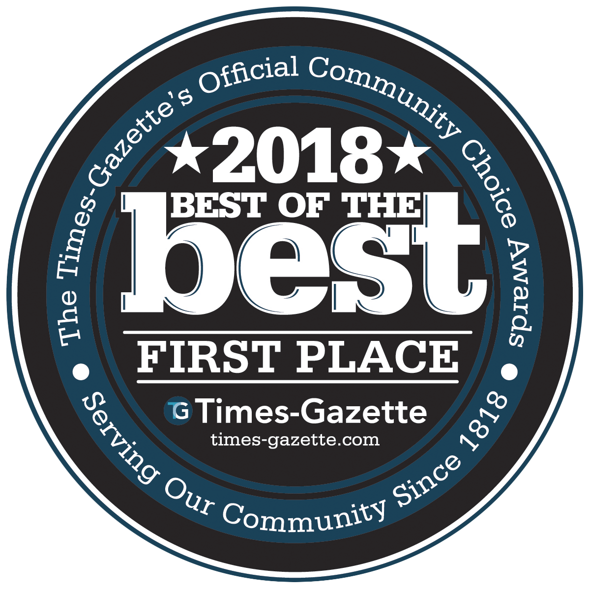 times gazette, best of best, community, zs hair designs